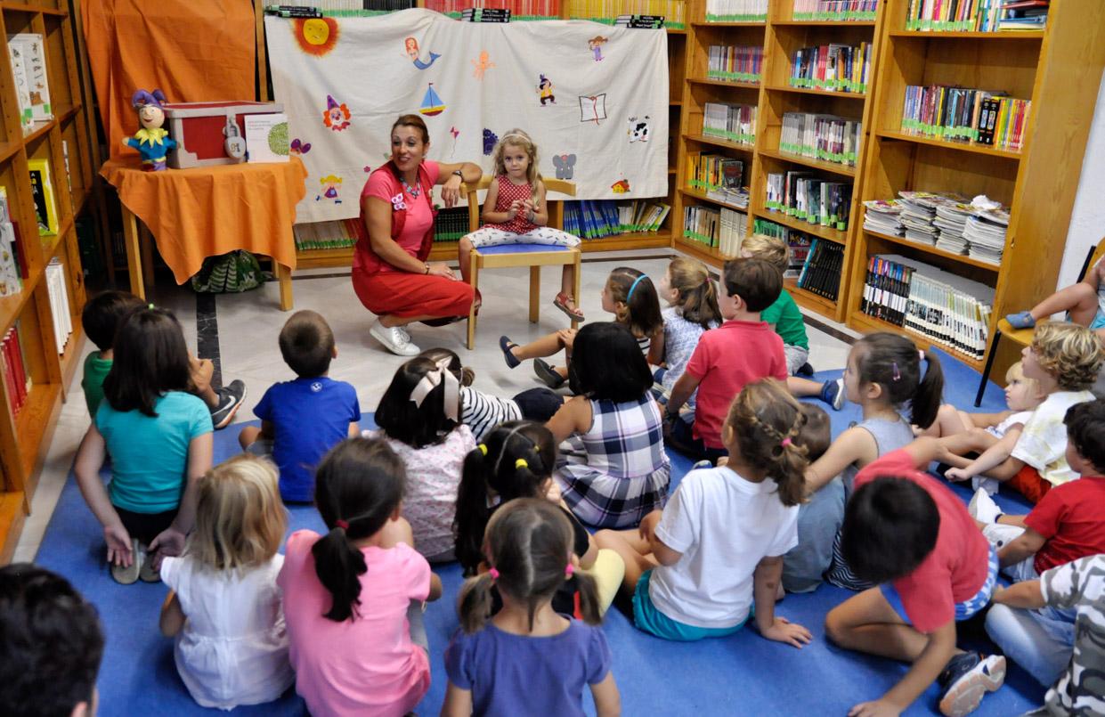 Nuevo cuentacuentos este viernes 24 de mayo en la Biblioteca Municipal de Puerto del Rosario