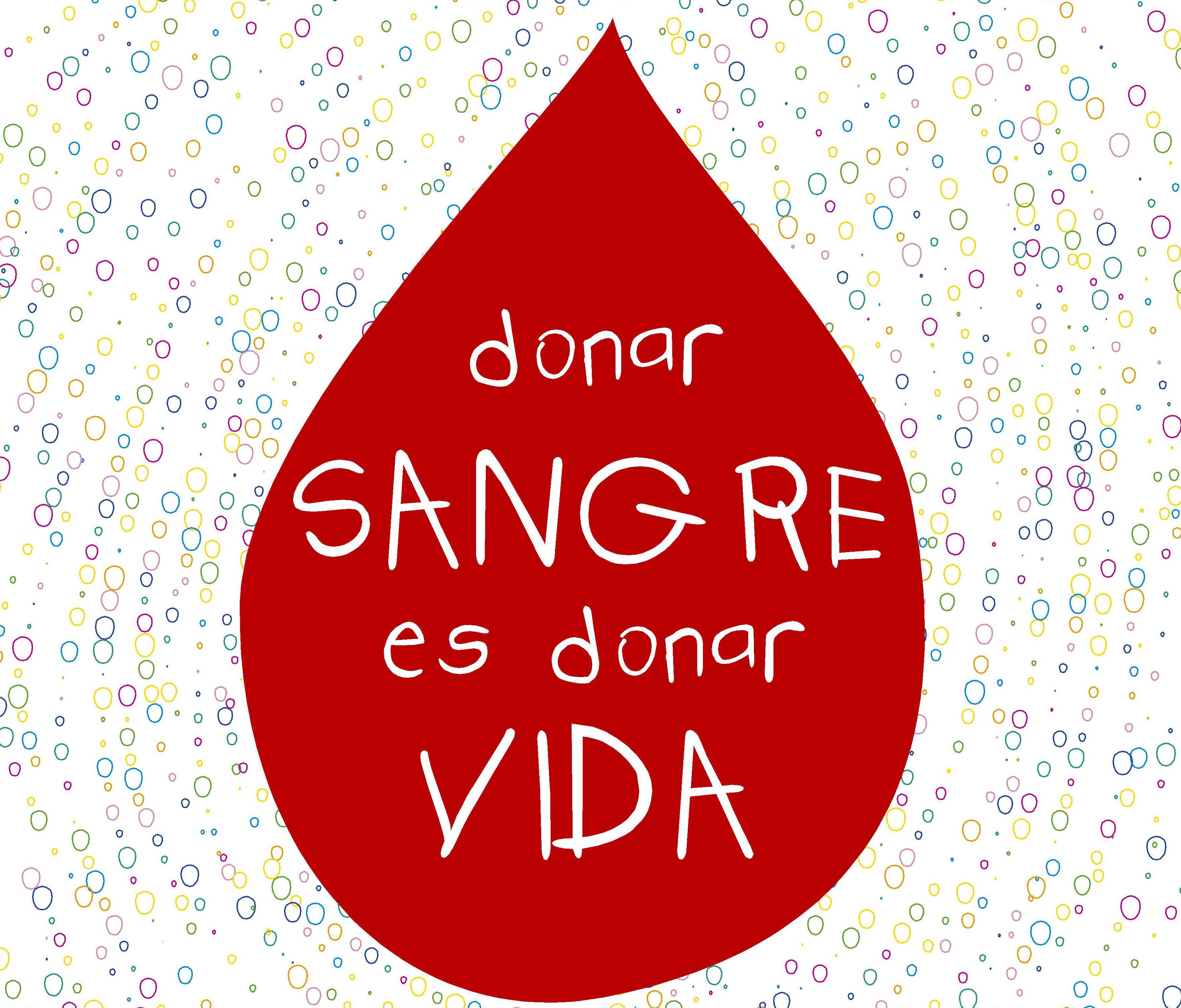 Resultado de imagen para donar sangre