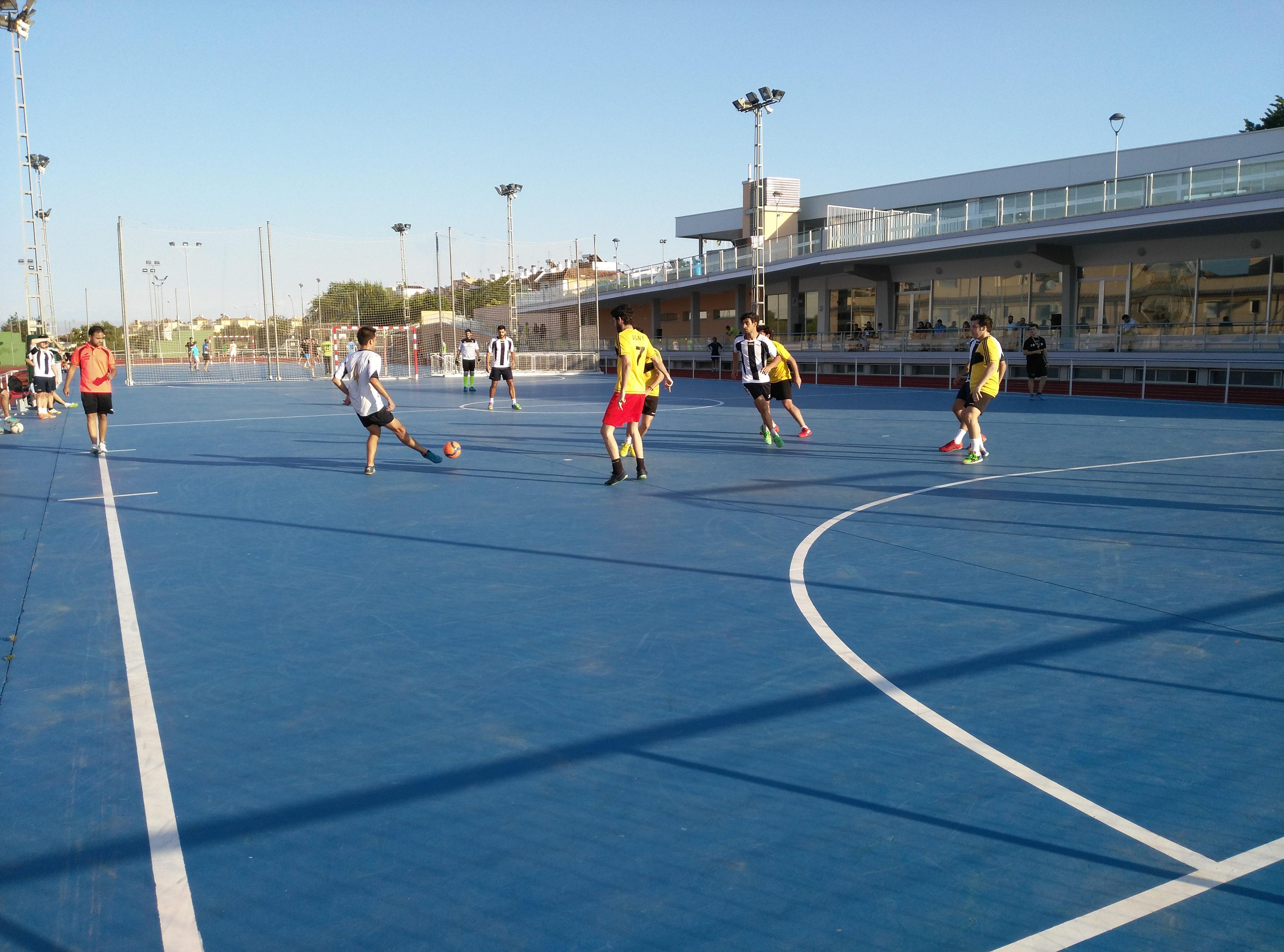 Liga de f tbol sala ciudad de tomares ayuntamiento de for Federacion de futbol sala