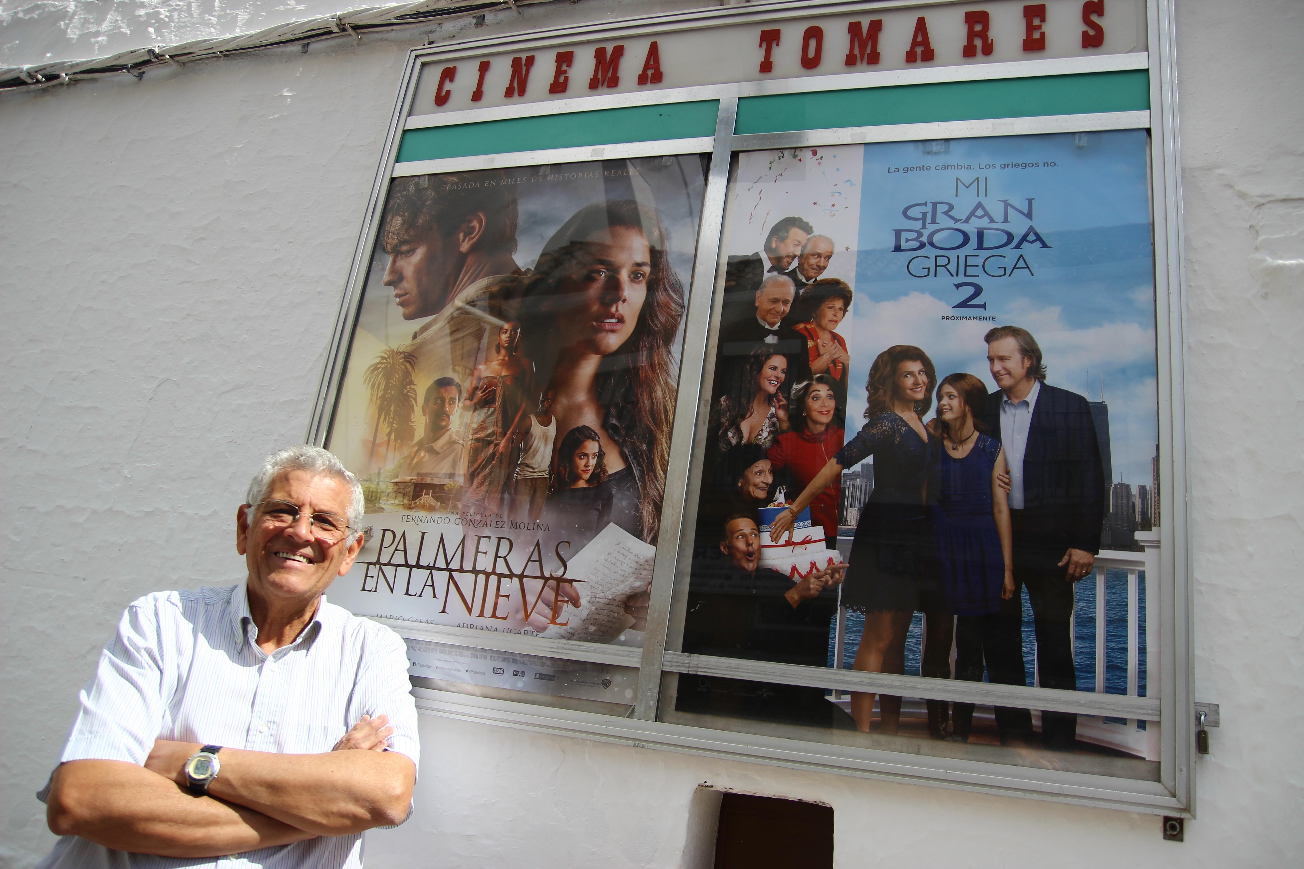 El cine de la familia Cansino abre sus puertas este viernes con una película infantil