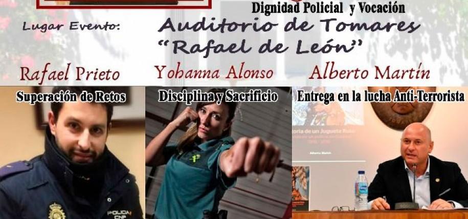 Viernes 25 De Enero Tour Motivacional Policial Por La